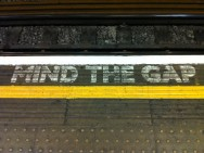 The 'Gap' – Excuses or Creative Tension?