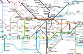 London Underground - Excerpt